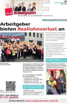 S-Magazin (05/2016)