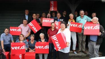1. Bezirkskonferenz des Bezirk Schleswig-Holstein Nord-West am 25.08.2018