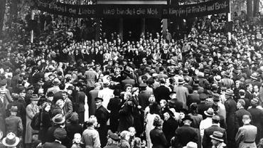 Ausstellungseröffnung: 100 Jahre Gewerkschaften in Schleswig
